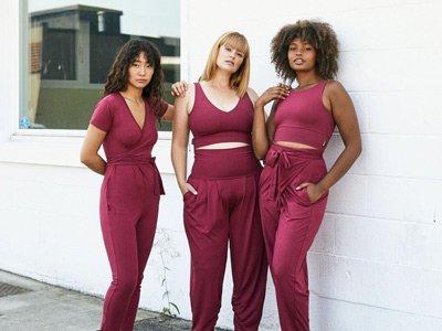 vestiti donna sostenibili Free label Canada