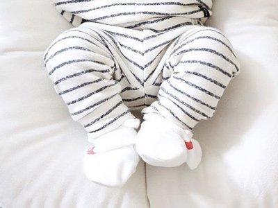 abbigliamento organico bambino Fresh little love