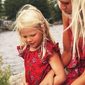 ethical kids wear TAMGA Designs
