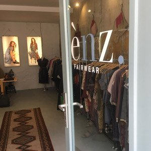 negozio moda sostenibile Utrecht enz