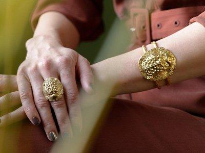 gioielli oro Fairtrade Ferunas