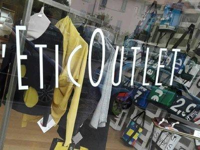 abbigliamento sostenibile Corsico LEticOutlet