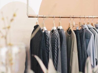 negozio moda sostenibile Fil good Italia