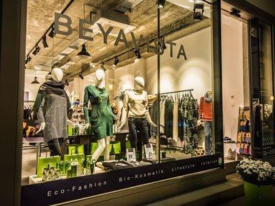ethical fashion store Germany Beyavista