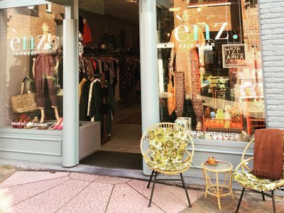 eco fashion boutique The Netherlands enz