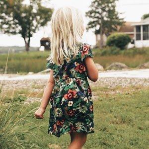 vestiti sostenibili bambino TAMGA Designs Canada