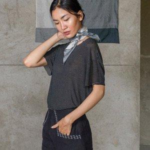 brand moda sostenibile Cambogia GOOD KRAMA