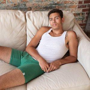 boxer ecologici WAMA Underwear