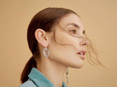 orecchini eco CLED