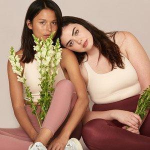 abbigliamento sostenibile per sport Girlfriend Collective