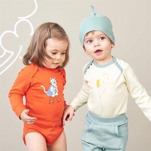 abbigliamento organico bimbi US Underwear Store Parma