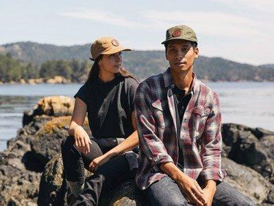 vestiti sostenibili ecologyst Canada