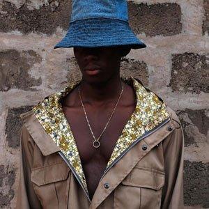 moda sostenibile uomo Asime Made in Ghana