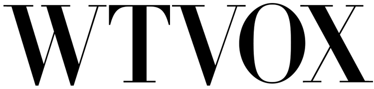 WTVOX logo