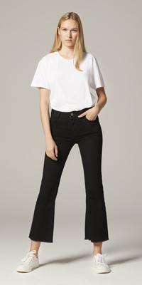 Jeans cotone bio guardaroba sostenibile Haikure