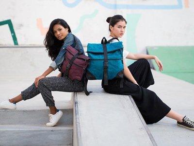 sustainable backpacks Smateria Cambodia