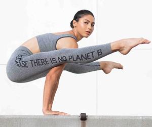 leggings donna sostenibili ECOALF