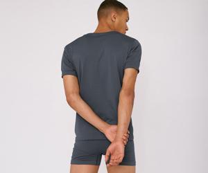 t-shirt riciclata uomo Organic Basics