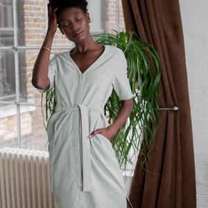 abbigliamento sostenibile veryan Londra