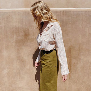 sustainable womenswear LA Whimsy and Row
