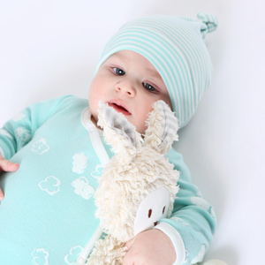 sustainable baby wear brand Under the Nile