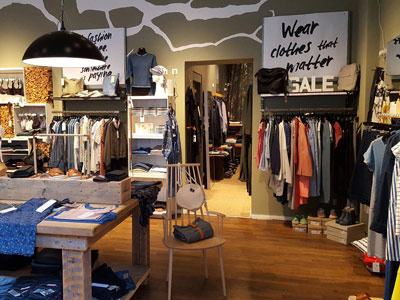 eco fashion store wertvoll Germany