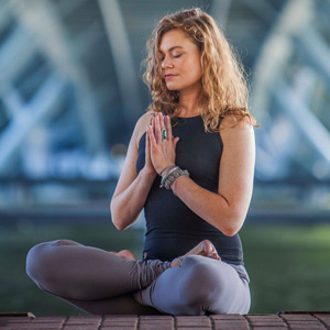 sustainable yoga wear urban goddess