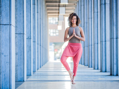 abbigliamento ecologico yoga urban goddess