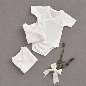 organic babywear Tilla Baby Box