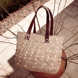 sustainable bags label The Noces