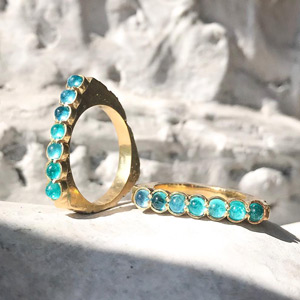 ethical gold ring The Rock Hound