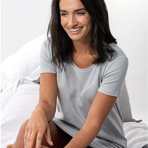 maglia basic cotone bio The White T-Shirt Co