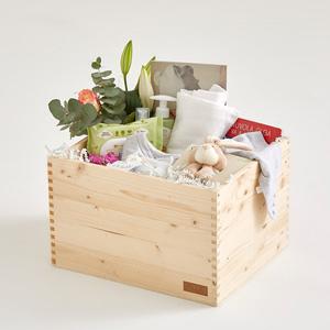 newborn sustainable gift Tilla Baby Box