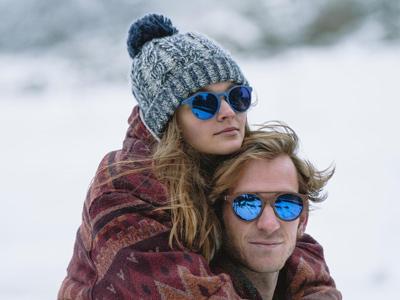 eco sunglasses label Parafina