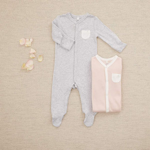 sustainable baby wear Tilla Baby Box