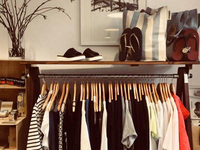 negozio moda sostenibile Berlino standard saubere sachen