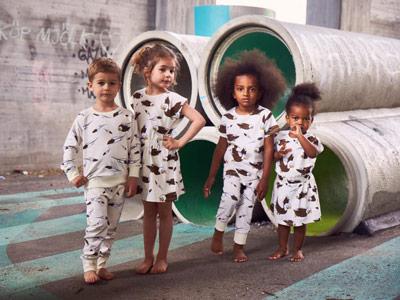 moda eco bimbi Tao and Friends