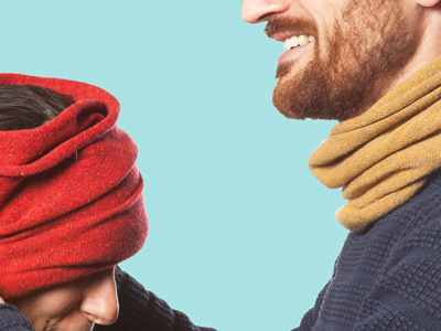 accessori sostenibili lana Rilana Italia