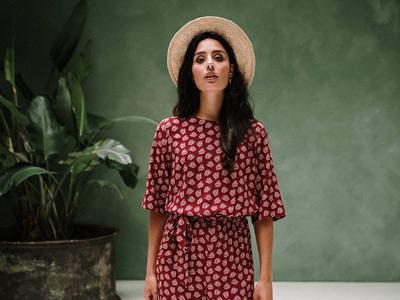 abbigliamento sostenibile donna J-LAB3L