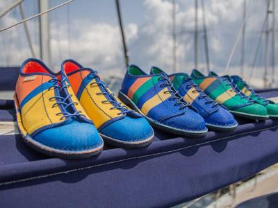 scarpe eco italiane RE-BORN