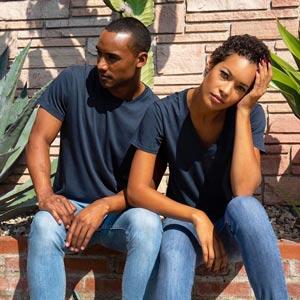 vestiti sostenibili The Classic Tshirt Company