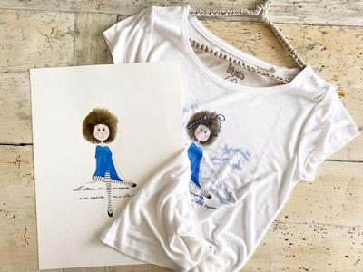 eco t-shirt La-mia-maglietta