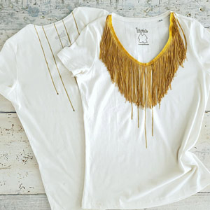 t-shirt sostenibile La mia maglietta