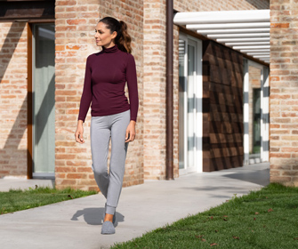 brand moda sostenibile italiano CasaGIN