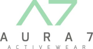 aura7 activewear logo