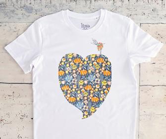 t-shirt organiche La mia Maglietta