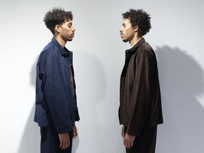 sustainable men fashion Berlin oftt