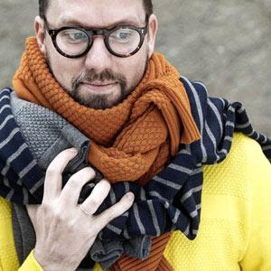 sciarpe ecologiche Le Pirol Danimarca