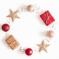 Decorazioni natalizie ecologiche