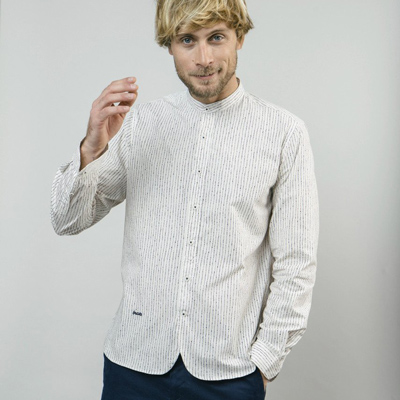 Camicia uomo sostenibile Brava Fabrics